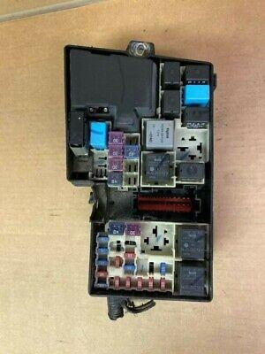 08 MAZDA 3 FUSE AND RELAY BOX 2.0L AUTO. PN# 518818109 | eBay