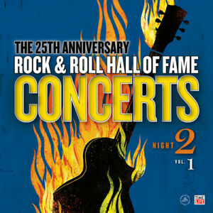 Various Artists - Rock And Roll Hall Of Fame: 25th Anniversary Night Two 1 [New