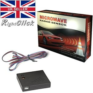 mikrowelle radar sensor finder f r auto alarm mrs ebay. Black Bedroom Furniture Sets. Home Design Ideas
