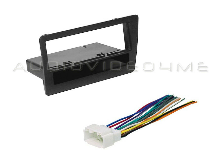 2-Pack Replacement Radio Wiring Harness for 2001 Honda Civic LX Sedan 4-Door 1.7L Car Stereo Connector
