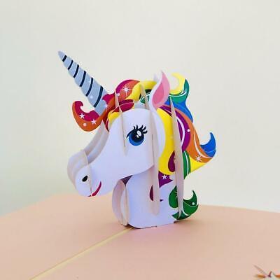 3D Cards Pop Up Birthday Cards Handmade Happy Birthday Pug Dog Pop Up Card