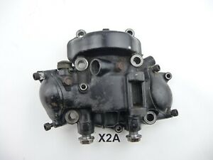 Yamaha-XT-500-1U6-Bj-1981-cylinder-Zylinderkopf-Zylinderdeckel-mit-Kipphebel