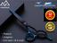 Barber-Professional-Hairdressing-Scissors-Barber-Scissors-Hair-Shears-amp-Razor miniatuur 1