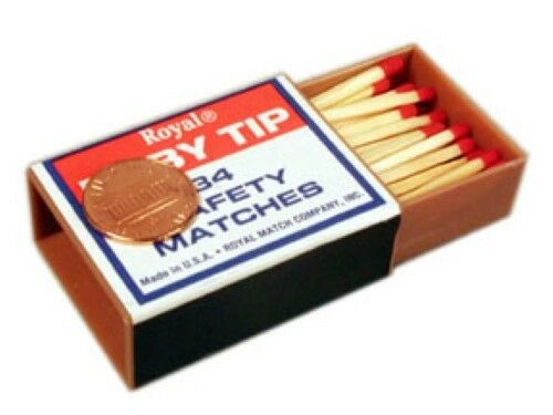 Penny Penetrates a Matchbox! Easy To Do Close-up Magic Trick! Pentro Penny