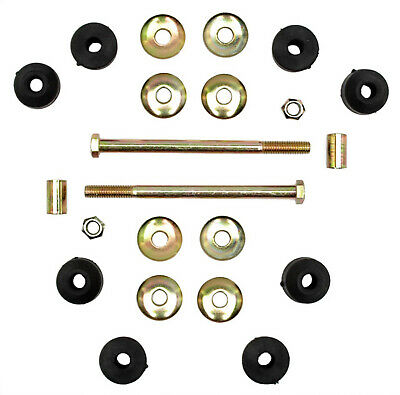 ACDelco 46G0032A Advantage Front Suspension Stabilizer Bar Link Kit with Hardware