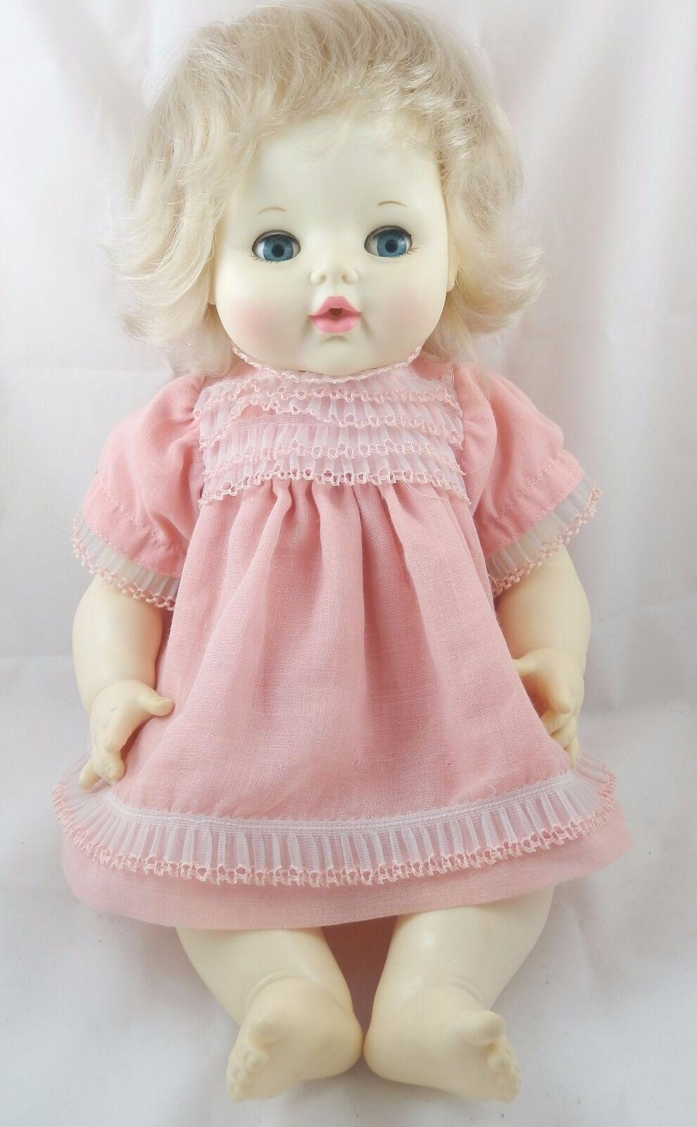 Bambola Americana Stupenda della Ideal Toy Corp Doll Doll Doll Poupee Puppen Vintage c5498e