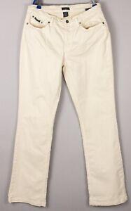 GANT Women Slim Bootcut Stretch Jeans Größe W31 L32 BCZ938