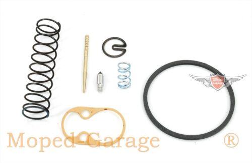 Zündapp ZR 10 20 Typ 446 447 Bing Vergaser Reparatur Satz original Mofa Moped