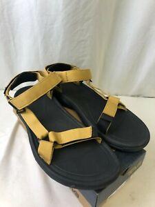 Teva Men's Hurricane XLT2 Sandals Honey Mustard Size 14