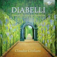 Anton Diabelli Sonates pour guitare (Intégrale), New Music