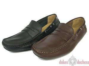 Loake-Lifestyle-Healey-Men-039-s-Leather-Loafers-