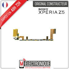 Nappe Bouton Power + Volume + Vibreur Flex Original Sony Xperia Z5 E6653