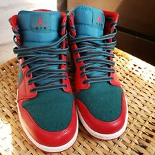 59f0ca1c78ad32 item 4 Nike Air Jordan 1 Mid Mens Size 12 Basketball Gym Red Dark Sea FREE  S H -Nike Air Jordan 1 Mid Mens Size 12 Basketball Gym Red Dark Sea FREE S H