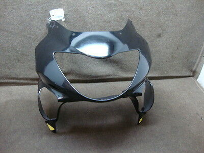 Mutazu Front Upper Fairing Headlight Cowl Nose Honda CBR600 CBR 600 F4 1999-2000