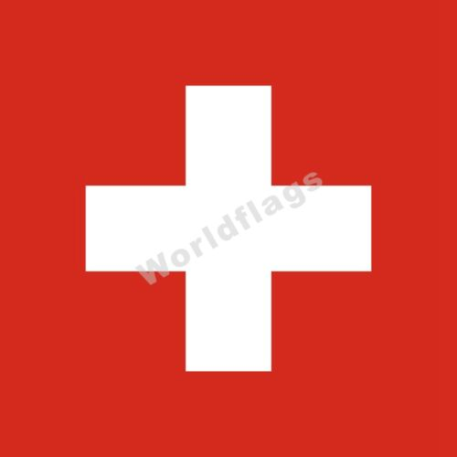 Switzerland Canton Flag 4X4FT Basel-Landschaft Stadt Fribourg Geneva Glarus