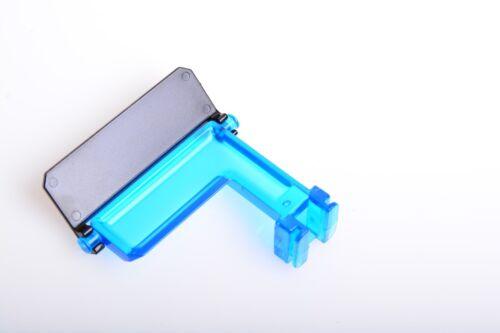 Blanco Naranja-Sunset frío azul semi transparente difusor de flash de luz 4 Sony A6300