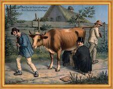 La vaca jurídica F. Leiber disputa tribunal proverbio leche LW a2 fantasía 93