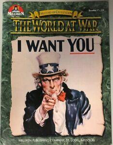 History-Of-Civilization-The-World-At-War-1920-1945-Grades-7-12