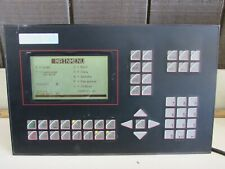 Bampr Operator Interface Panel 4d116500 590 Xlnt Used Takeout Make Offer