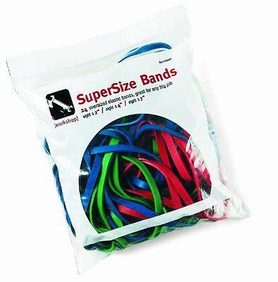 Alliance Rubber Supersize Rubber Bands 12 Quot 14 Quot 17