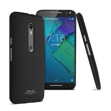 For Motorola Moto X Style/ Pure Edition Black IMAK Cowboy Hard Shell Cover Case
