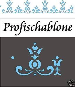 Malerschablonen-Schablonen-Stencils-Wandschablone-Dekorschablone-Gotik-1