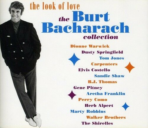 Burt Bacharach - Look of Love: Burt Bacharach Collection [New CD] Canada - Impor