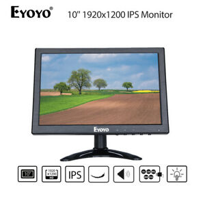 EYOYO-10-1920x1200-LED-Screen-Video-Audio-VGA-BNC-HDMI-IPS-Monitor-For-Camera