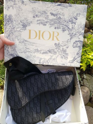 Christian Dior Saddle Bag