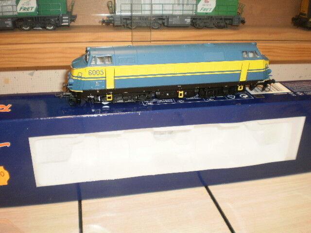 Loco diesel 6005 SNCB roco