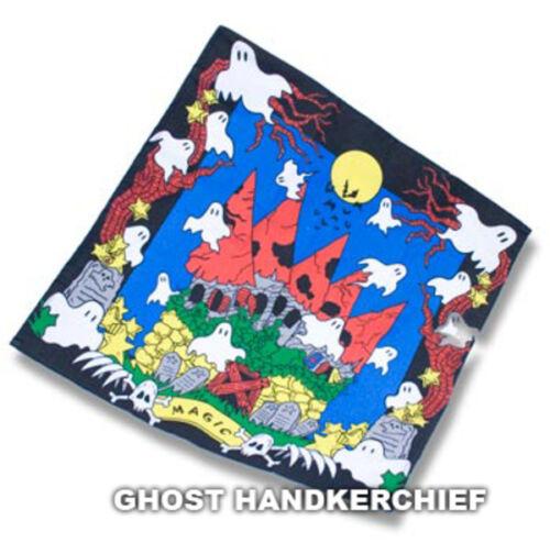 Halloween Magic Ghost Hanky Spooky Magic Ghost Hanky Spirit Hanky Magic