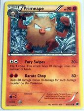 Pokemon Cards PRIMEAPE 60/116 BLACK & WHITE 9: PLASMA FREEZE SET COMMON (E)