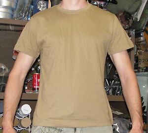 T-shirt-Armee-Francaise-beige-maillot-tan-coyote-sable-tee-shirt-militaire