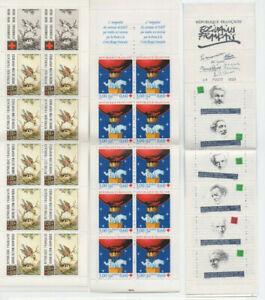 France-9-carnets-neufs