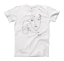 Pablo-Picasso-Peace-Dove-and-Face-Artwork-T-Shirt thumbnail 1