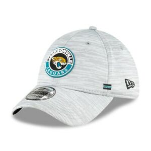 New Era 39Thirty Cap Sideline Home Jacksonville Jaguars
