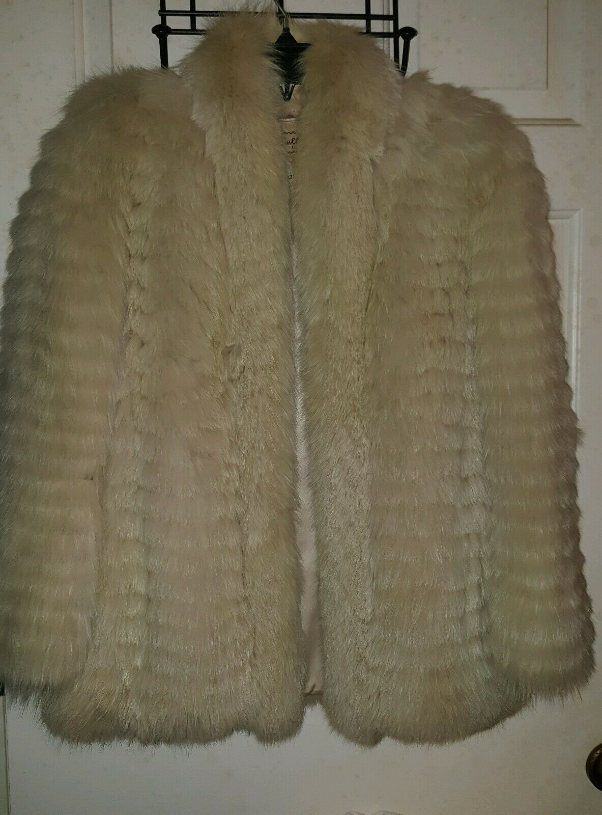 Stephen Burrows  WOMEN'S FUR COAT  for ROBERT SIDNEY