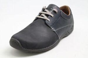 Camel-active-Schuhe-blau-Leder-komfort-Wechselfussbett-Daempfung