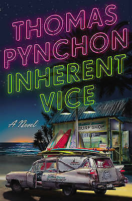Inherent Vice-ExLibrary