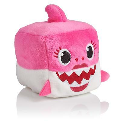 WowWee Pink MOMMY Baby Shark Cube Authentic Pinkfong OFFICIAL Song English USA