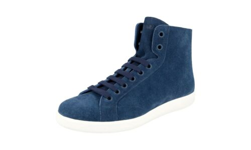 Inchiostro 4t3149 9 Chaussures Prada Nouveaux Luxueux 43 43 5 Eq66wtX