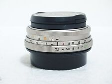 Contax Carl Zeiss Tessar 100 years jahre T 45mm F/2.8 MF Lens  Excelent+++