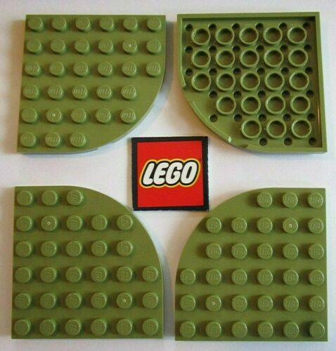 Pick Your Own Sizes Lego PLATES NEW 4x6 6x10 6x12 Black Grey Tan etc
