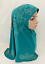 Women-Muslim-Hijab-Islamic-Flower-Long-Scarf-Shawls-Headwear-Hats-Caps-Amira thumbnail 12