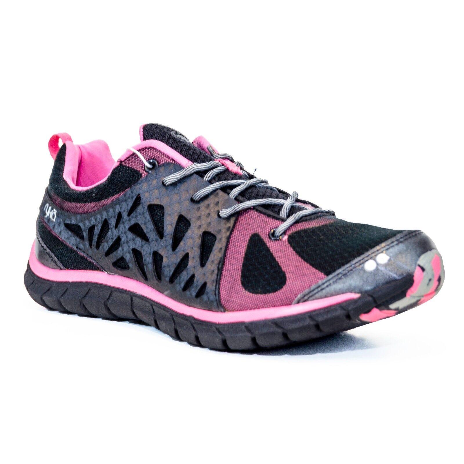 Ryka Precision Black / Pink Women's Training Shoe Size 11 Medium B,M New in Box
