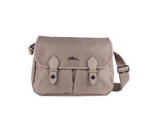 Details about New Longchamp Le Pliage Club Hawthorn Messenger Bag