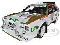 Lancia S4 Rally San Remo 1986 Cerrato/cerri 8 Totip 1/18 Autoart 88618