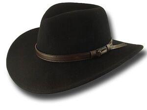 Caricamento dell immagine in corso Cappello-Cowboy -Country-Western-Hat-marrone 4d9c7e7f8124