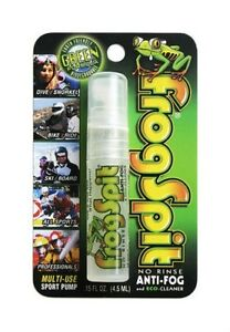 FROG-SPIT-No-Rise-Anti-Fog-Spray-Eco-Cleaner-Diving-Mask-Goggles-amp-more-4-5ml