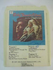 Billy-Thunderkloud-amp-The-Chieftones-Where-Do-I-Begin-8-Track-Tape-SIGNED-WORKS